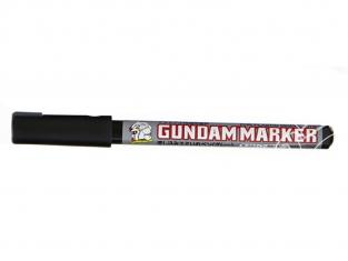 Mr Hobby GM301 Marqueur Gundam Noir peinture recuperable pour autre utilisation