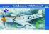 trumpeter maquette avion 02401 NORTH AMERICAN P51D 1/24