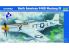 trumpeter maquette avion 02401 NORTH AMERICAN P51D 1/24