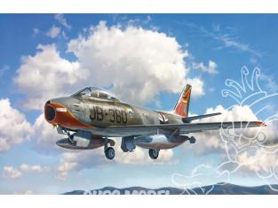 Italeri maquette avion 2799 F-86E Sabre 1/48