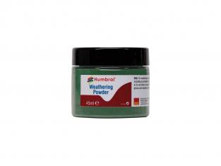 HUMBROL Peinture av0015 Poudre d'altération Chrome Oxide vert 45ml
