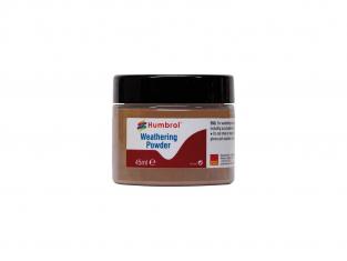 HUMBROL Peinture av0018 Poudre de vieillissement Rouille claire 45ml