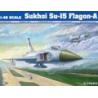 trumpeter maquette avion 02810 sukhoi 1/48