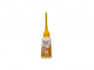 Humbrol colle ae2720 Poly cement colle aiguille 20ml