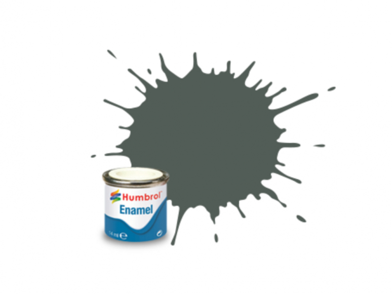 HUMBROL Peinture enamel 001 Primer Gris Mat 50ml