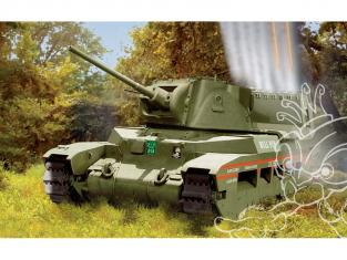 Airfix maquette militaire A02335V Matilda Hedgehog 1/76