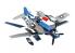 Airfix maquette avion J6046 QUICKBUILD (idem que lego) D-Day P-51D Mustang