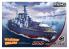 Meng maquette sous marin WB-005 navires de guerre Hood Cartoon