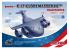 Meng maquette avion MPlane007 Avion de transport lourd américain C-17 Globemaster III