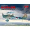 Icm maquette avion 72243 U-2 / Po-2VS bombardier soviétique léger de la Seconde Guerre mondiale (100% nouveaux moules) 1/72