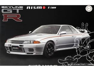 Fujimi maquette voiture 141787 Nissan Skyline GT-R Nismo S-Tune R32 (BNR32) 1/12