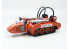 Aoshima maquette Thunderbirds 07860 Tracteur Magnétique 1/72