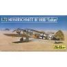 HELLER maquette avion 80231boite collector Messerschmitt BF108B boite collector 1/72
