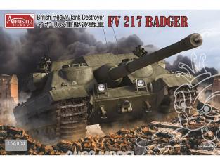 Amusing maquette militaire 35A034 FV217 Badger 1/35