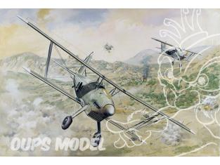 Roden maquettes avion 427 Arado Ar 68E 1/48