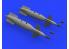 Eduard kit d'amelioration avion brassin 648550 CPU-123 Paveway II 1/48