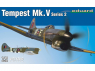EDUARD maquette avion 84170 Tempest Mk.V Series 2 WeekEnd Edition 1/48