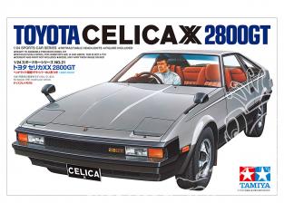 TAMIYA maquette voiture 24021 TOYOTA CELICA XX 2800GT 1/24