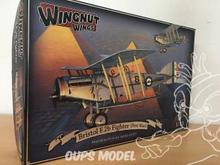 Wingnut Wings maquette avion Boite Incomplete 32060 Bristol F.2b Fighter après guerre 1/32