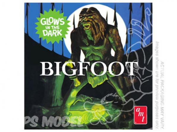 Amt maquette figurine cinema 0692 Monstre BigFoot