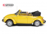 Le Grand maquette voiture LE100 VW V Käfer Cabrio 1303 jaune soleil 1/8