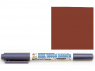 Mr Hobby GM407 Ensemble GUNDAM MARKER REAL TOUCH Stylo Brown 1 Weathering