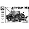 Planet Maquettes Militaire mv005 Bergepanther full resine kit 1/72