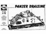 Planet Maquettes Militaire mv006 Panzer Draisine full resine kit 1/72