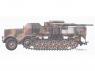 Planet Maquettes Militaire mv032 FAMO 18 tonnes avec 8,8 cm Flak full resine kit 1/72