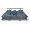 Planet Maquettes Militaire mv028 Schienenpanzer Stayer K 2670 Draisine full resine kit 1/72