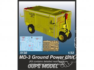 Cmk kit 5130 Unité d'alimentation au sol MD-3 1/32