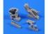 CMK figurine f35204 Equipage de Schnellboot au repos 2 figurines 1/35