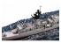 AFV maquette bateau SE70003 Frégate Classe Knox version Detail-Up 1/700
