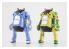 HASEGAWA maquette 64779 Mechatro-Wego No.13 RS «Tech & Leaf»
