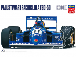 Hasegawa maquette voiture 20429 Paul Stewart Racing Lola T90-50 F3000 1/24
