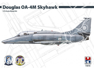 Hobby 2000 maquette avion 72018 Douglas OA-4M Skyhawk 1/72
