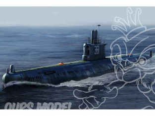 HOBBY BOSS maquette sous marin 83517 PLA Navy type 035 Ming Class 1/350