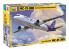 Zvezda maquette avion 7033 Avion de passagers MS-21-300 1/144