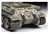 Zvezda maquette militaire 3691 Chasseur de chars soviétique SU-122 1/35