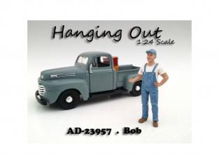 American Diorama figurine AD-23957 Hanging out - Bob 1/24