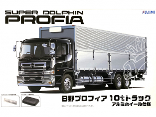 Fujimi maquette camion 011936 Hino Super Dolphin Profia 10t 1/32