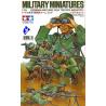 tamiya maquette militaire 35038 mitrailleurs Allemand 1/35