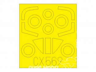 Eduard Express Mask CX569 Douglas A-4M Hobby 2000 / Fujimi 1/72
