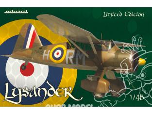 EDUARD maquette avion 11138 Lysander Edition Limitee 1/48