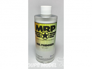 MRP peintures T Mr Thinner Diluant 250ml