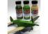 MRP peintures 088 Apprêt Vert olive à surface fine 60ml