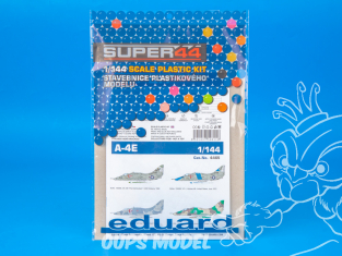 EDUARD maquette avion 4465 A-4E Super44 1/144