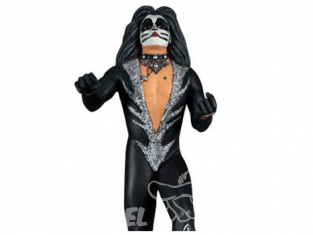 Polar Ligths maquette cinema 0867 KISS Peter Criss