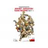 Mini Art maquette militaire 35309 ENSEMBLE DE CAVALIERS D'INFANTERIE SOVIETIQUE ENSEMBLE 1 1/35