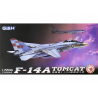 Great Wall Hobby maquette avion L7206 F-14A Tomcat 1/72
